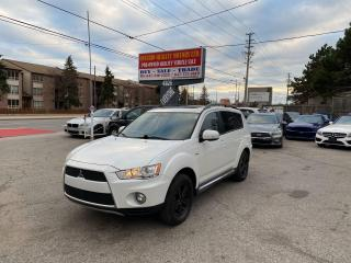 Used 2013 Mitsubishi Outlander XLS for sale in Toronto, ON