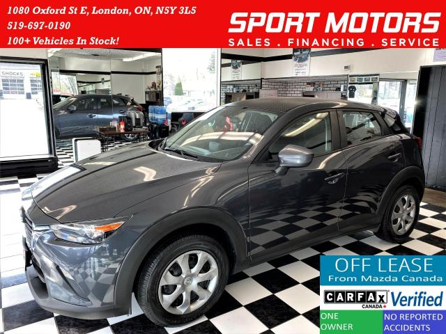 2017 Mazda CX-3 GX+Camera+New Tires+Bluetooth+ACCIDENT FREE