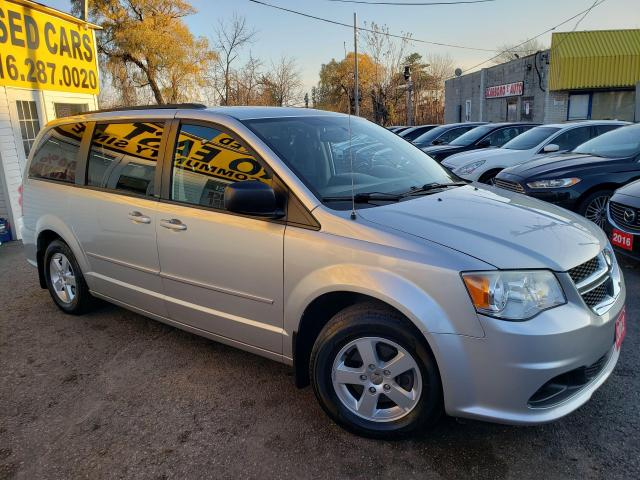 2012 Dodge Grand Caravan SXT/BLUETOOTH/ALLOY/POWER GROUP/CRUISE CONTROL