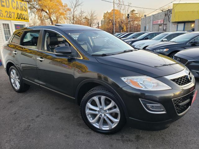 2011 Mazda CX-9 GT/AWD/NAVI/CAMERA/LEATHER/ROOF/7PASS/ALLOYS...
