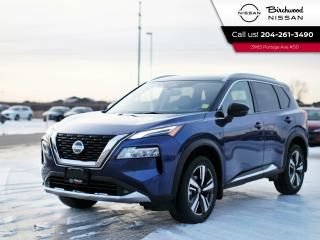 New 2021 Nissan Rogue Platinum ALL NEW REDESIGN IS HERE @ BIRCHWOOD NISSAN! for sale in Winnipeg, MB