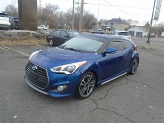 Used 2016 Hyundai Veloster Turbo for sale in Ottawa, ON