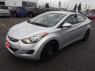 Used 2013 Hyundai Elantra GL AUTO *** FREE WINTER TIRES & RIMS INC!!! *** for sale in Nepean, ON