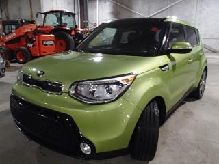Used 2014 Kia Soul SX LUXURY LEATHER NAV ROOF for sale in Nepean, ON