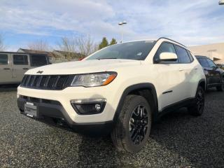New 2021 Jeep Compass Upland for sale in Surrey, BC