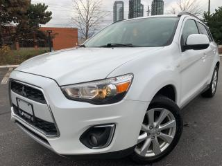 Used 2014 Mitsubishi RVR GT for sale in Concord, ON