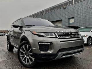 Used 2017 Land Rover Evoque HSE|MOONROOF|HEATED SEATS|REAR VIEW|NAVI|PARKING SENSORS! for sale in Brampton, ON