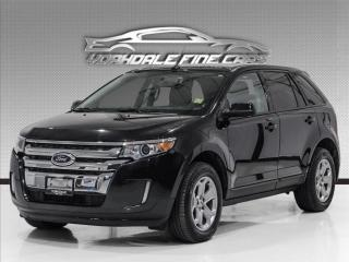 Used 2013 Ford Edge SEL , Navi, Cam, Panoramic, No Accident for sale in Concord, ON