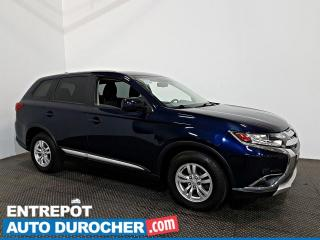 Used 2017 Mitsubishi Outlander ES AWD Automatique - A/C - Caméra de Recul for sale in Laval, QC