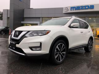Used 2018 Nissan Rogue SL AWD for sale in Surrey, BC