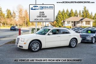 Used 2006 Chrysler 300 300 RWD, Local, No Decs, Leather, Sunroof, Heated Seats! for sale in Surrey, BC