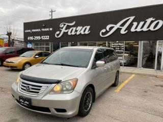Used 2008 Honda Odyssey EX for sale in Scarborough, ON