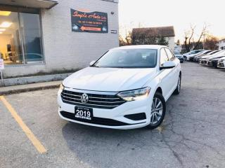 Used 2019 Volkswagen Jetta Comfortline AUTO for sale in Barrie, ON