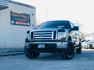 Used 2010 Ford F-150 SUPERCREW for sale in Barrie, ON
