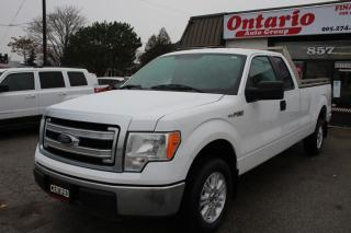 Used 2013 Ford F-150 XLT SuperCab 8ft Long box 5.0L for sale in Mississauga, ON