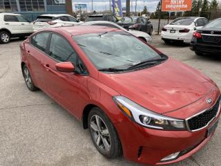 Used 2018 Kia Forte for sale in Scarborough, ON