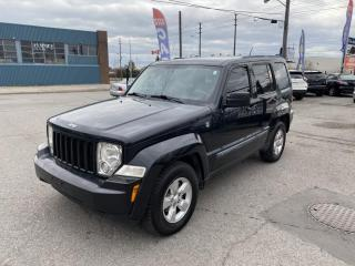 Used 2010 Jeep Liberty 4WD 4dr for sale in Scarborough, ON