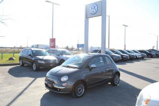 Used 2013 Fiat 500 1.4L Lounge for sale in Whitby, ON