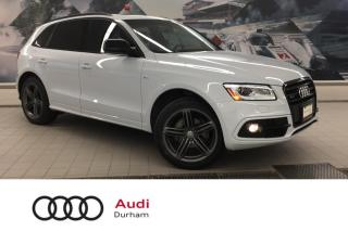 Used 2017 Audi Q5 2.0T Technik + B & O | Nav | Pano Roof for sale in Whitby, ON