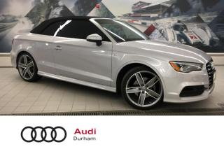 Used 2015 Audi A3 2.0T Technik + Adapt Cruise | Lane Assist | B & O for sale in Whitby, ON