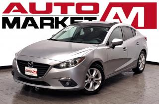 Used 2015 Mazda MAZDA3 i Touring AT 4-Door Certified!HeatedSeats!We Approve All Credit! for sale in Guelph, ON