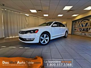 Used 2015 Volkswagen Passat 2.0 TDI Comfortline, Toit, Automatique for sale in Sherbrooke, QC