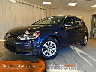 Used 2016 Volkswagen Golf 1.8 TSI Trendline, Automatique for sale in Sherbrooke, QC