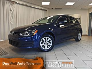 Used 2017 Volkswagen Golf 1.8 TSI Trendline, Manuel for sale in Sherbrooke, QC