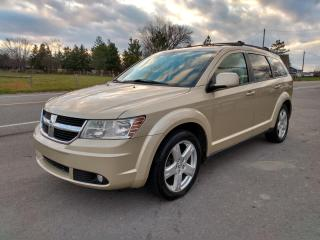 Used 2010 Dodge Journey SXT for sale in Dunnville, ON