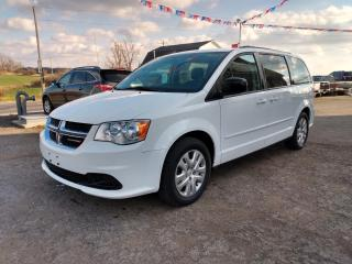 Used 2017 Dodge Grand Caravan SXT for sale in Dunnville, ON