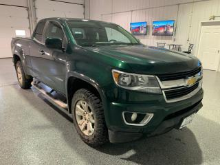 Used 2016 Chevrolet Colorado Z71 Ext. Cab 4WD #4x4 #Factory Remote Start for sale in Brandon, MB