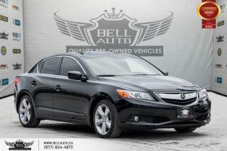 Used 2015 Acura ILX Tech Pkg, NO ACCIDENTS, NAVI, REAR CAM, SUNROOF, LEATHER for sale in Toronto, ON