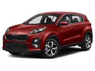 New 2021 Kia Sportage LX S for sale in Cold Lake, AB