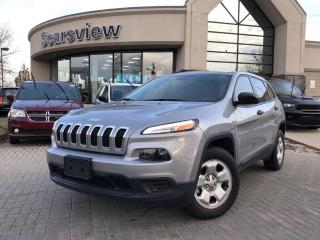 Used 2017 Jeep Cherokee Sport for sale in Scarborough, ON