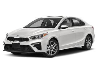 New 2021 Kia Forte EX+ for sale in Tillsonburg, ON