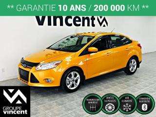 Used 2012 Ford Focus SE ** GARANTIE 10 ANS ** Voiture en superbe condition! for sale in Shawinigan, QC