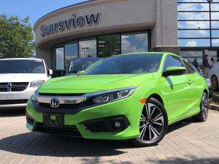 Used 2016 Honda Civic COUPE EX-T for sale in Scarborough, ON