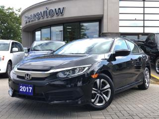 Used 2017 Honda Civic SEDAN LX for sale in Scarborough, ON