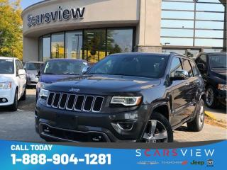 Used 2016 Jeep Grand Cherokee Overland for sale in Scarborough, ON