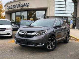 Used 2018 Honda CR-V Touring for sale in Scarborough, ON
