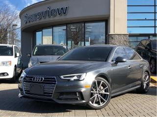 Used 2017 Audi A4 PREMIUM PLUS for sale in Scarborough, ON