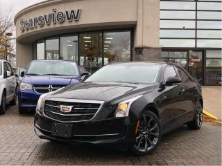 Used 2017 Cadillac ATS Luxury AWD for sale in Scarborough, ON