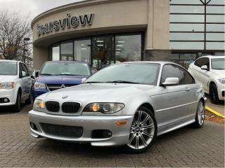 Used 2004 BMW 3 Series 330Ci M for sale in Scarborough, ON