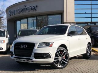 Used 2017 Audi SQ5 3.0T Dynamic Edition for sale in Scarborough, ON