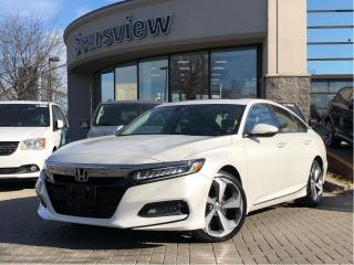 Used 2018 Honda Accord Sedan Touring for sale in Scarborough, ON