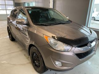 Used 2011 Hyundai Tucson **LIMITED ** CUIR ** AWD ** PNEUS ETE ET HIVER for sale in Val-d'Or, QC