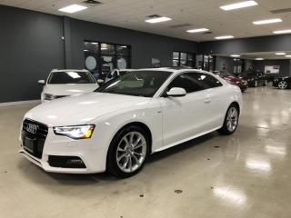 Used 2017 Audi A5 2.0T QUATTRO SPORT*S-LINE*NAVIGATION*NO ACCIDENTS* for sale in North York, ON