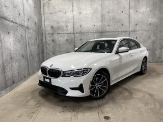 Used 2020 BMW 3 Series 330i xDrive for sale in St-Nicolas, QC