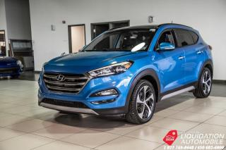 Used 2017 Hyundai Tucson SE 1.6T AWD+TOIT+MAGS+VOL/SIEG CHAUFF+CAM/RECUL for sale in Laval, QC