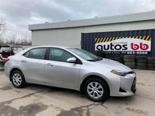 Used 2017 Toyota Corolla Manuelle for sale in Laval, QC